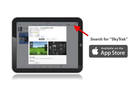 SkyTrak App