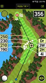 Dynamic RangeVue with Club Ranges